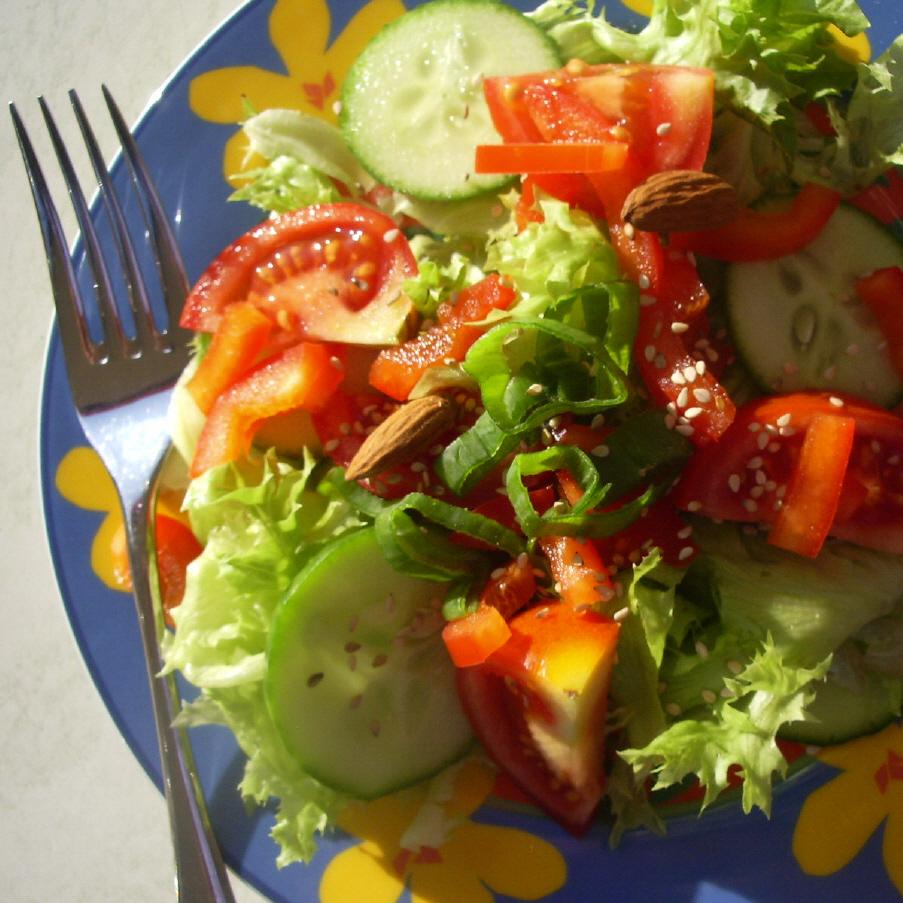 salatsoßen für gemischte salate